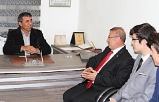 AK Parti Milletvekili Aday Adayı Veysel Göktekin...