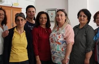 """CHP Kadın Kolları Bşk. Kayserilioğlu """"Ayrışmadan..."""