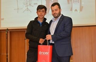 Genç Önder Öğrenci Topluluğu'ndan 2. Önder...