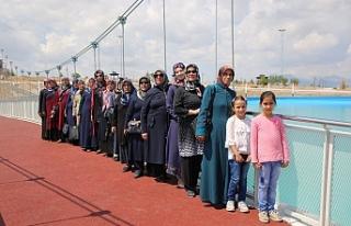 Hanımların Şehir Gezilerine İlgisi Sürüyor