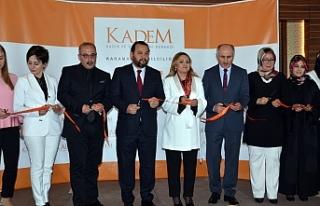 KADEM Karaman Temsilciliği Açıldı