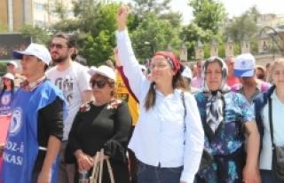 Karaman'da 1 Mayıs Emek ve Dayanışma Günü...