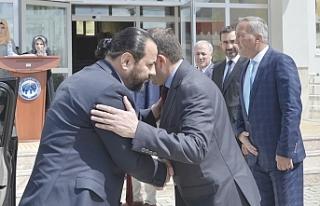KMÜ Senatosu Ermenek'te Toplandı