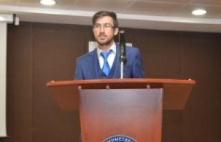 KMÜ'de Kişisel İmaj Ve Marka Yönetimi Konuşuldu