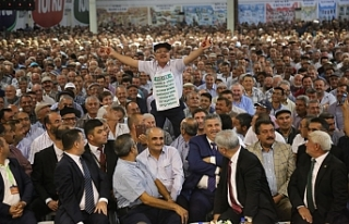 Konya Şeker'den Çiftçiler Günü Kutlamasında...