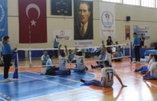 Oturarak Voleybol'da Süper Lig'e Yükselen Takımlar...
