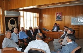 SP Milletvekili Adaylarından Ticaret Borsası Ziyareti