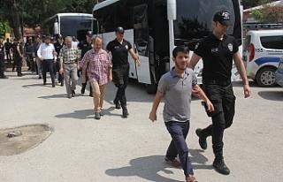 Adana'da 30 FETÖ'cü Asker Tutuklandı