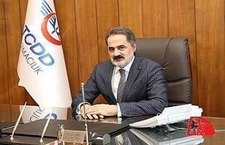 Demiryolunun En Önemli Alt Yapısı Karaman'dan...