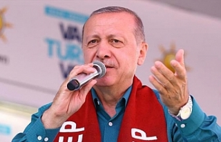 Karaman, Cumhurbaşkanlığı Seçiminde Erdoğan...