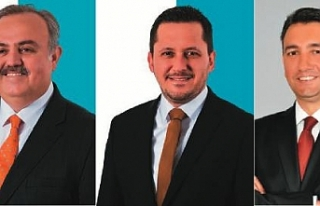 Karaman'ı Recep Şeker, Selman Oğuzhan Eser...