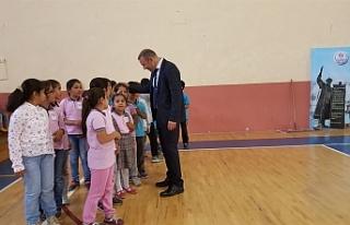 Karaman'da 2 Bin 615 Öğrenci Yetenek Taramasından...
