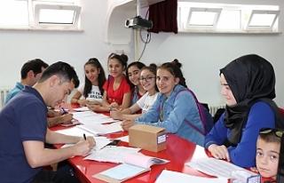 Karaman'da Yaz Spor Okullarına Kayıtlar Devam...