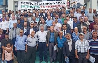 """Konuk: """"İstikrar Sürsün, Türkiye Şahlansın"""""""