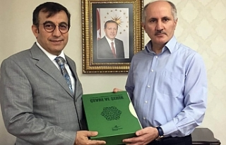 Müsteşar Yardımcısı Refik Tuzcuoğlu'ndan Nezaket...