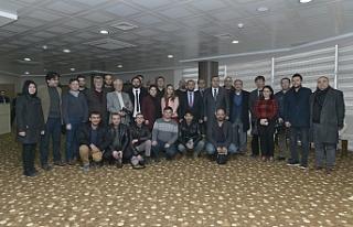 Rektör Akgül'den Basın Toplantısı