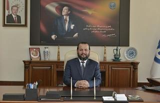 Rektör Akgül'den YKS'ye Girecek Adaylara Başarı...