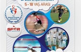 Ücretsiz Yaz Spor Okulları Kayıtları Başladı