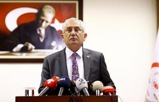 """YSK Başkanı Güven: """"Kesin sonuçlar 5 Temmuz'da"""""""