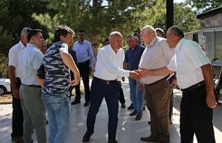 "Başkan Çalışkan: ""4 Yılda Karaman'a 400..."