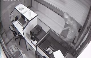 Emlak Ve Kuyumculuk Dükkânındaki Hırsızlık Güvenlik...