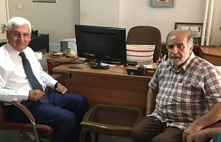 Karaman Eski Valisi Murat Koca'dan Sürpriz Ziyaret