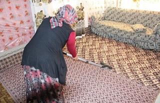 Kazımkarabekir'de Güzel Evim Temizlik Projesi...