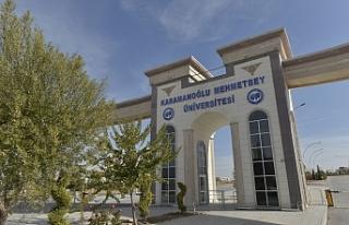 KMÜ'ye Bir Doktora, İki Yüksek Lisans Programı...