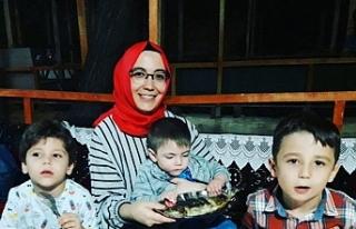Yunanistan'a Kaçmaya Çalışan Karamanlı Aile...