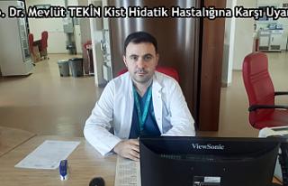 Genel Cerrahi Uzmanı Tekin'den Bayram Öncesi Kist...
