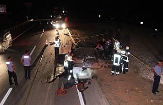 Karaman'da Otomobiller Çarpıştı: 2 Ölü, 4...