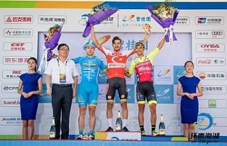 Torku, Çin'deki Yarışlara Da Damgasını Vurdu