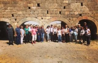 Türkiye Gezginler Kulüp Üyeleri İkinci Kez Karaman'da