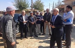 Aybastı, Erenkavak Ve Alaçatı Köylerinin Sorunları...