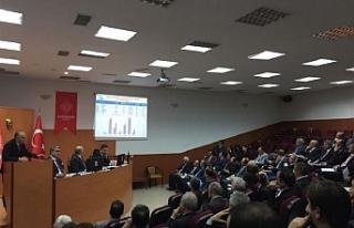 İl Koordinasyon Kurulu 16 Ekim'de Toplanıyor