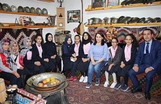 İsabet Okullarından Kgrt'ye Ziyaret