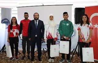 Karaman'da Sporda Yılın En'leri Ödülleri...