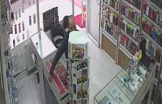 Karaman'da Cep Telefonu Hırsızlığı Güvenlik...