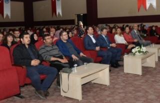 KMÜ'de '24 Kasım Öğretmenler Günü'...