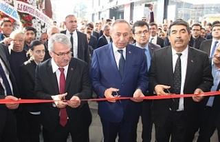 Konya'da Torku Doğrudan Döner'in İlk...