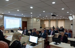 İl Genel Meclisi 2018'in Son Toplantılarına Başladı