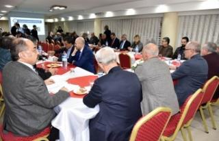 Kent Güvenlik Danışma Kurulu Toplantısı Yapıldı