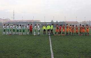 Okullar Arası Genç Erkekler Futbol Müsabakaları...