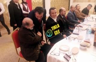MHP'li Başkan Adayı Kalaycı Basın Mensuplarıyla...