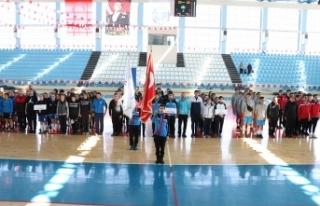13 İlden 192 Sporcunun Katıldığı Futsal Müsabakaları...