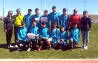 ANALİG Atletizm Takımımız Yarı Finalde