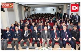 M. Akif Ersoy'u Anma ve İstiklal Marşımızın...