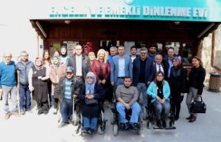 Türkiye'de İlk Engelli Aday Hakem Ünvanına Sahip...