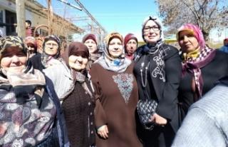 """Zehra Meral """"Kadınlarımız Gelecek Adına Plan..."""