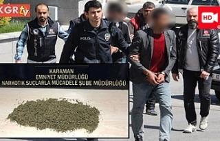Uyuşturucu Operasyonuna 5 Tutuklama